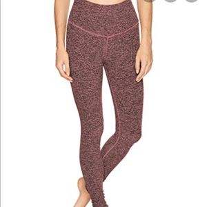 Beyond Yoga Take Me Higher Space Dye Legging